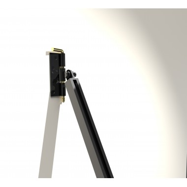 BLACK EXTENDABLE STAGE BRACES 1500 TO 3000 MM