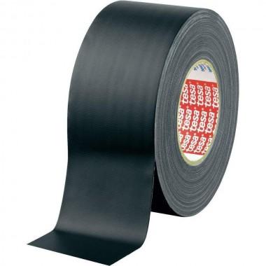 TESA 53949 BLACK ADHESIVE TAPE GAFFER MATTE