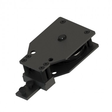SINGLE FORWARD PULLEY FOR ABADIA GUIDE