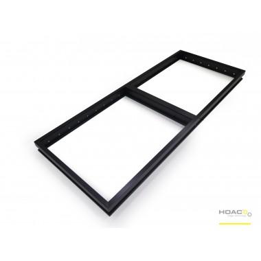 SPECIAL BLACK SYSTEM FRAME 2000X800MM