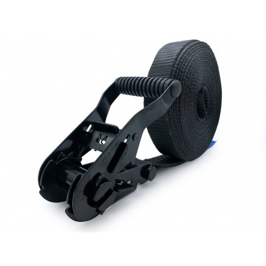 BLACK MOORING BAND OF 8MT, 35MM AND 2,5TN